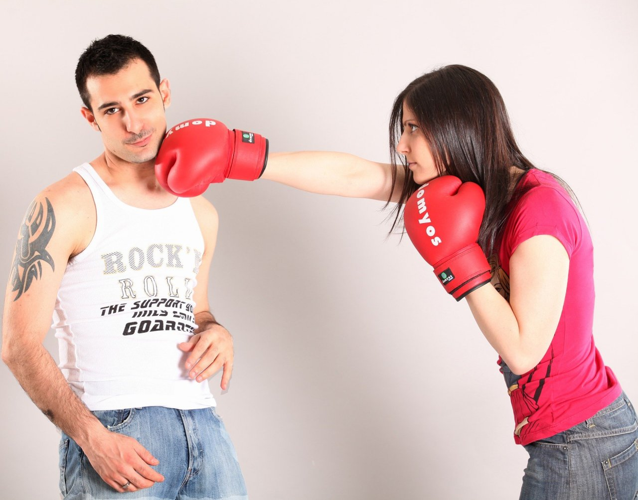 Wife emotional bully