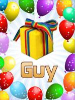 Guy avatar